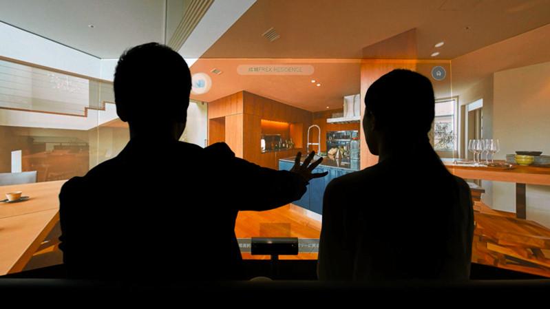 旭化成ホームズ「THE VISION HEBEL HAUS」 [ 2DCG|3DCG|VR|TVCM/ムービー撮影|アプリケーション|360°パノラマ撮影 ]