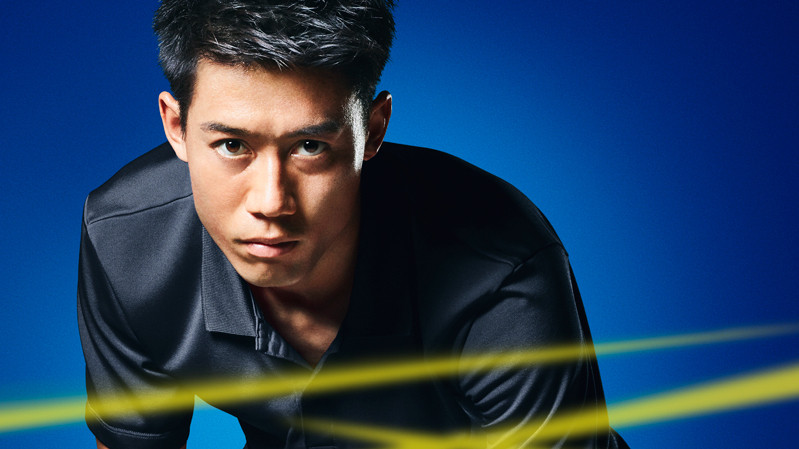 NTT「KEI NISHIKORI Special Series」自分を超えろ篇・2020へのスタート篇 [ スチル撮影|2DCG|TVCM/ムービー撮影|WEB ]