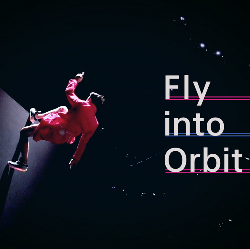 ソニー「RX0 - Fly into Orbit」