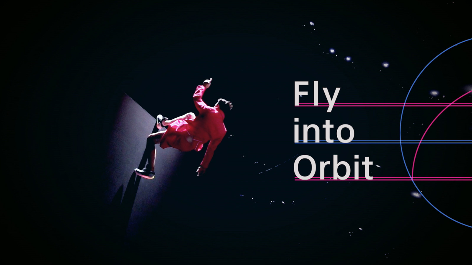 ソニー「RX0 - Fly into Orbit」 [ TVCM/ムービー撮影 ]