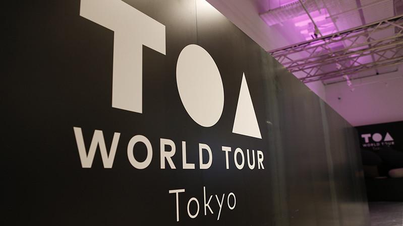 TOAワールドツアー東京 2018 [ イベント ]