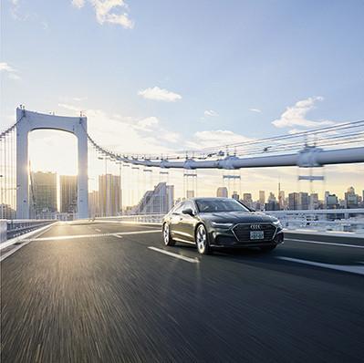 Audi「Audi A7 Sportback」「Audi A8」