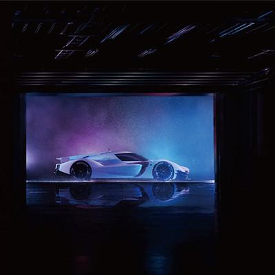 トヨタ自動車「GRスーパースポーツコンセプト」「TS050 HYBRID」