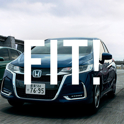 Honda FIT「Modulo style」篇
