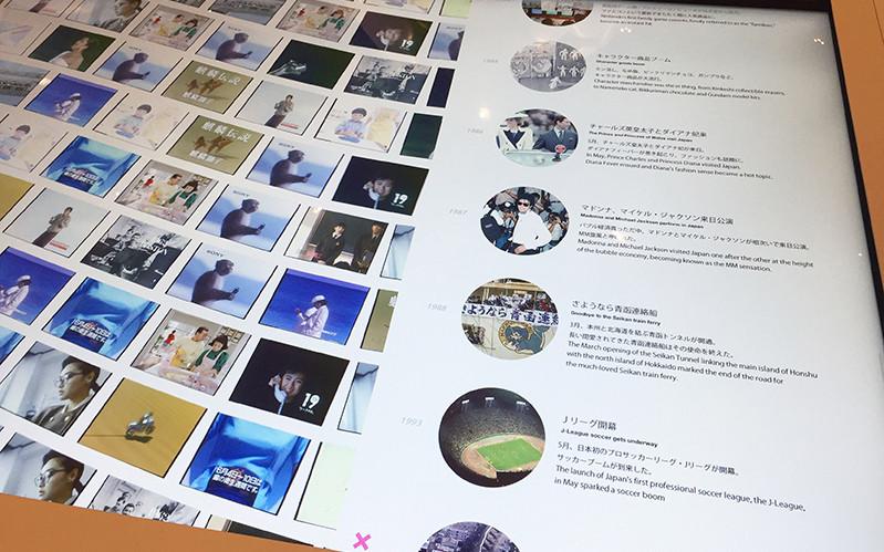 アドミュージアム東京 </br>「デジタル・コレクションテーブル」 [ コンテンツ企画編集(ストック) ]
