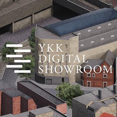 YKK「YKKデジタルショールーム」