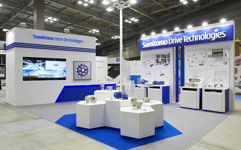 「第13回国際物流総合展2018」住友重機械工業展示ブース [ プロモーション ]