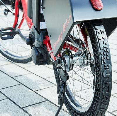 NTTドコモ「docomo bike share」