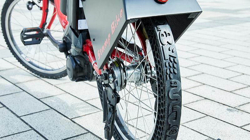 NTTドコモ「docomo bike share」 [ プロモーション ]