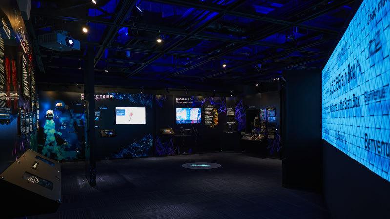 理化学研究所 脳神経科学研究センター(RIKEN CBS) [ エディトリアル|空間演出デザイン|グラフィックデザイン|3DCG ]